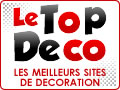 Détails : Le Top Deco - La topliste des sites de deco