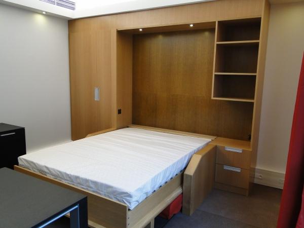 meubles escamotables griffon technologies. Black Bedroom Furniture Sets. Home Design Ideas